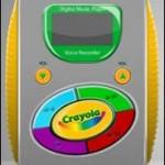 crayolamp3player